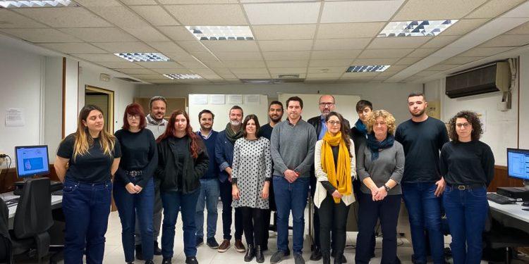 Los 10 alumnos trabajadores del programa SOIB Jove «Palma Web III» obtienen un certificado de profesionalidad a la vez que trabajan en la mejora y desarrollo de páginas web municipales