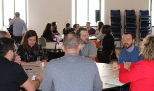 PalmaActiva acoge una nueva sesión de los encuentros empresariales, una iniciativa para mejorar la red de contactos