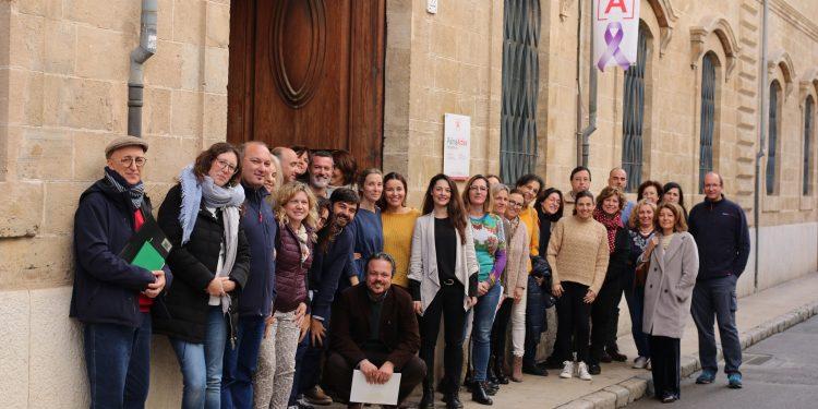 PalmaActiva organiza la mesa de experiencias «Ellas emprenden» con motivo del Día Internacional de la Mujer