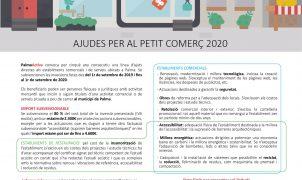 PalmaActiva amplia el termini per demanar les seves subvencions de comerç fins dia 30 de juny