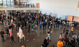 2.454 persones han assistit a la Fira de l'Ocupació de PalmaActiva durant la primera jornada
