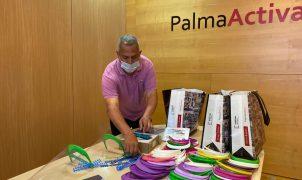 Finalitza a l'Ajuntament de Palma SOIB Visibles 2019-2020, programa d'inserció laboral gràcies al qual PalmaActiva ha contractat 81 persones