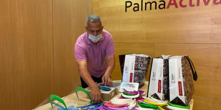 Finaliza en el Ayuntamiento de Palma SOIB Visibles 2019-2020, programa de inserción laboral gracias al cual PalmaActiva ha contratado 81 personas