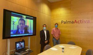 PalmaActiva firma un protocolo de colaboración con la Embajada de Ecuador en España