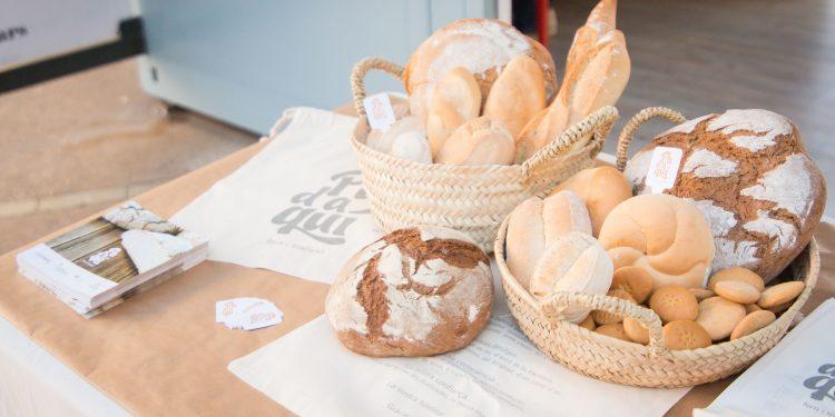 Un any més, el Quiosc de PalmaActiva dona suport a les activitats del Dia Mundial del Pa que organitzen l'Associació de Forners i Pastissers i l'IDI