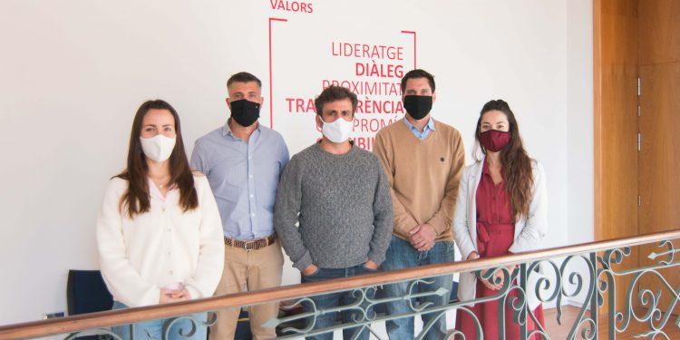 PalmaActiva incorpora tres agents d'ocupació i desenvolupament local per promoure l'activitat econòmica del municipi de Palma