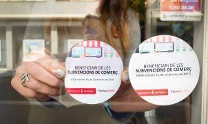 46 establecimientos han recibido las ayudas a la inversión de PalmaActiva para el pequeño comercio