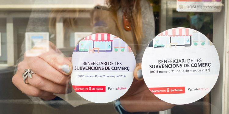 46 establiments han rebut les ajudes a la inversió de PalmaActiva per al petit comerç