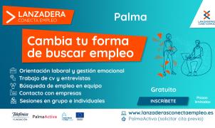 Palma contará a partir de marzo  con una nueva Lanzadera Conecta Empleo