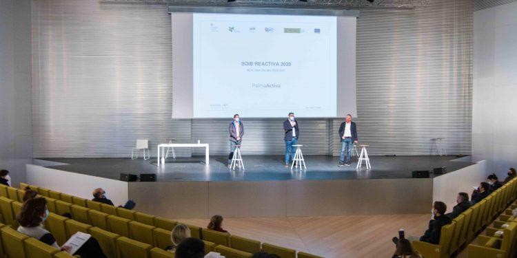 L'Ajuntament de Palma dona la benvinguda a 138 persones que faran feina al consistori gràcies al programa SOIB Reactiva 2020