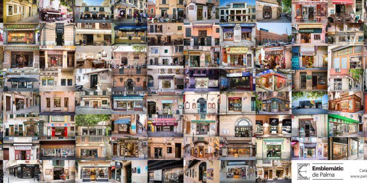 PalmaActiva ha abonat aquesta setmana les subvencions a 54 establiments emblemàtics