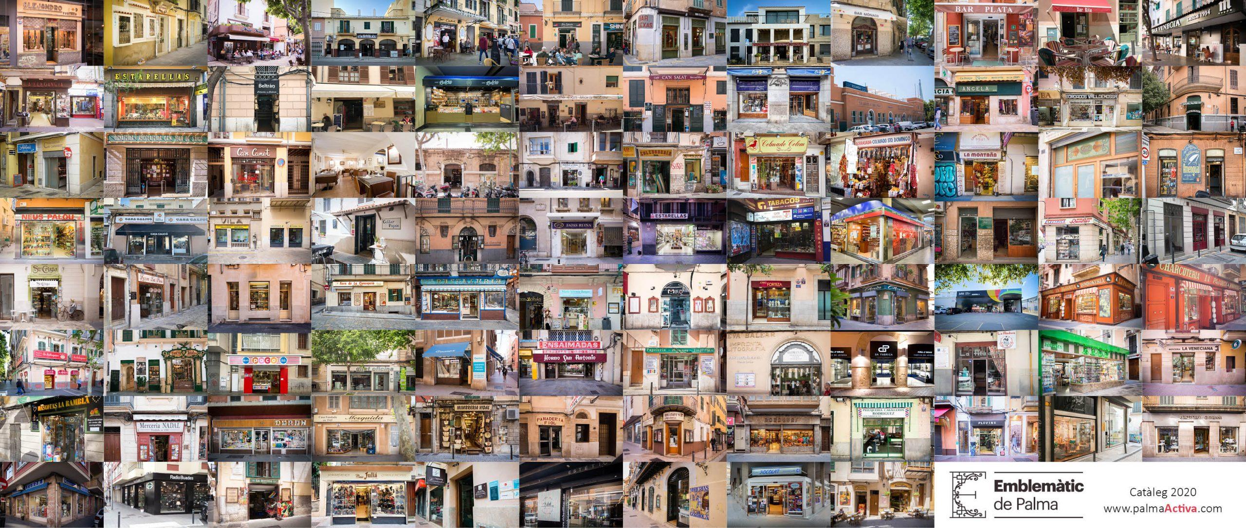 PalmaActiva ha abonado esta semana las subvenciones a 54 establecimientos emblemáticos