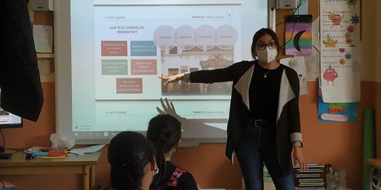 PalmaActiva apropa el comerç de proximitat a les escoles de Palma