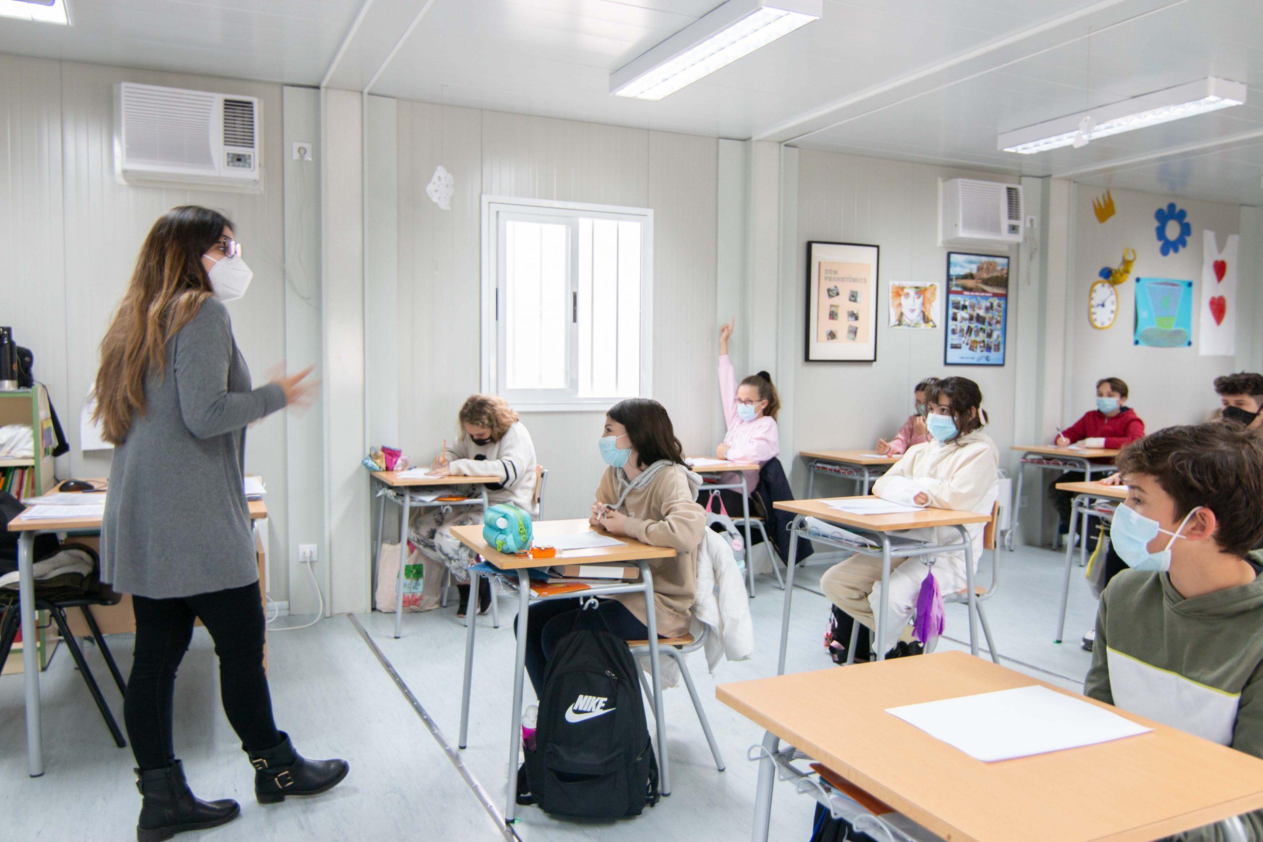 163 niñas y niños de Palma conocen el comercio de proximidad gracias al programa Comercio y escuela de PalmaActiva