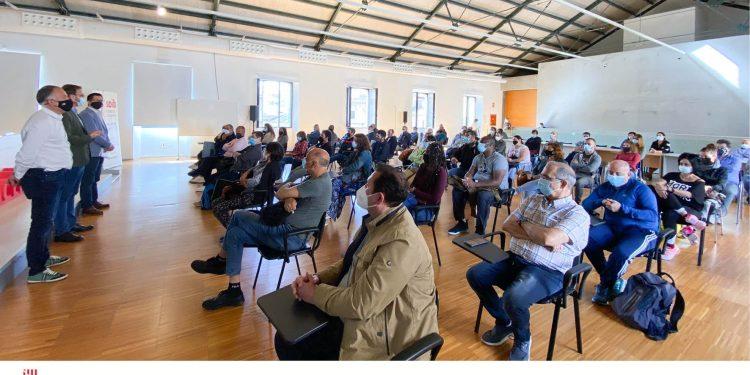 122 personas trabajarán en el Ayuntamiento de Palma en el segundo turno de contrataciones del programa SOIB Reactiva 2020