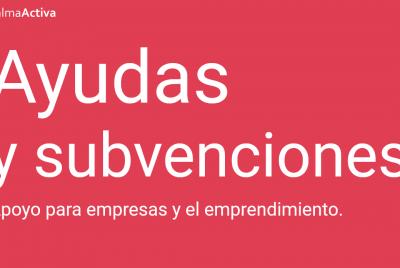 PalmaActiva recull tota la informació sobre subvencions i ajuts relacionats amb empreses i emprenedoria