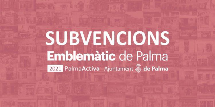 A partir de mañana los establecimientos emblemáticos y los distribuidores esenciales de Mercapalma pueden solicitar las subvenciones PalmaActiva