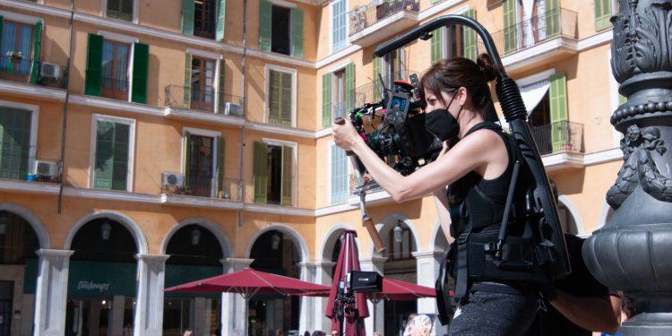 Palma Film Office ha gestionado 70 solicitudes de rodaje durante el primer semestre de 2021