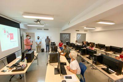 PalmaActiva ofereix formació a 24 comerços per millorar les competències digitals i la presència a internet i xarxes socials